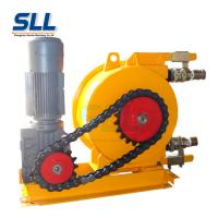 Buy cheap Industry Electric Peristaltic Mortar Pump Acid Resistant For Chemical Slurry from wholesalers