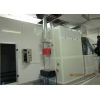 Buy cheap Centrifugal Fan Standard Paint Booth Automotive Industrial EPS Wall Panel OEM from wholesalers