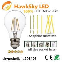 Buy cheap 2014 Most Popular LED Filament Bulb Light Factory from wholesalers