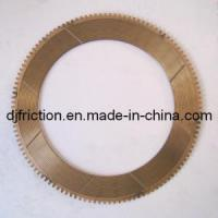 Buy cheap Bulldozer Friction Plate (ZJC-622) from wholesalers