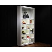 Buy cheap Floor Standing Shoe Display Shelves With LED Light OEM / ODM Available from wholesalers