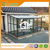 Buy cheap Luxury Box Type Aluminium Frame + Tempered Glass Super Strong Large Lean to Glasshouse - 242 X 392 X 237CM (L X W X H) from wholesalers