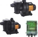 Buy cheap 48V  DC Solar powered swiming pool water  Pump , Solar Powered Water Pump For pool from wholesalers