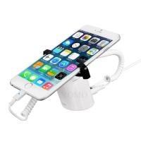 Buy cheap Standalone Alarm and Charge Display Post for Mobile Phone,Mobile Phone Display Stand with Alarm device and Clamp from wholesalers