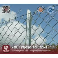 Buy cheap Hot dipped galvanised Chain Link Fence from wholesalers