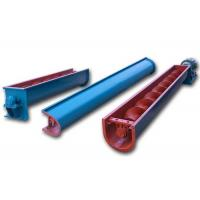 Buy cheap Economical Sand Auger Conveyor Environmentally Friendly Hanger Bearing Equipped from wholesalers