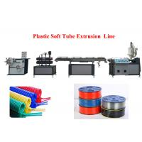 Buy cheap 4 - 10 mm Tube Dia PU PE Pipe Extrusion Line for Pneumatic Tube / PU Gas Hose from wholesalers