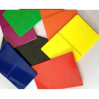 Buy cheap hot sale ABS purple plastic boards from wholesalers