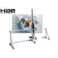 Buy cheap Cable Connection Photo Wall Printing Machine , Large Format Vertical Printing Machine from wholesalers