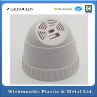Buy cheap ABS White Precision Injection Molded Plastic For CCTV Camera Case Mould from wholesalers