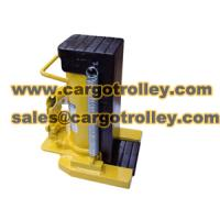 Buy cheap Lifting toe jack instruction and applications from wholesalers