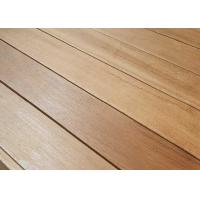Buy cheap natural anti-decay yellow balau wood decking from wholesalers