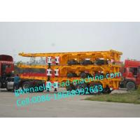 Buy cheap Skeleton Semi Trailer, Container trailer With 2 Axle /  4 Axle For Vietnam from wholesalers