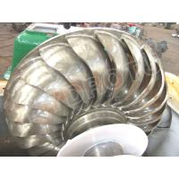 Buy cheap High Specific Speed Turgo Hydro Turbine / Turgo Water Turbine with Stainless steel Runner Diameter Below 1.5m from wholesalers