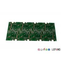 Buy cheap 4 Layers OSP Printed Circuit Board PCB OSP Surface Treatment Green Solder Mask product