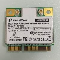 Buy cheap RT3090 AW-NE762H 802.11bgn,IEEE802.11b/g/n Mini-PCIe Half Size Wireless Lan Card from wholesalers