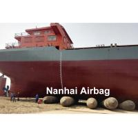 Buy cheap Pneumatic Air Lift Bags Marine Salvage Airbags For Floating Ship / Ship Launching from wholesalers