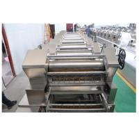 Buy cheap 50 - 500kw Commercial Noodle Machine, Non Fried Instant Chinese Noodle Maker Machine from wholesalers