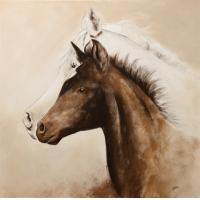 Buy cheap realism animal oil painting on canvas product