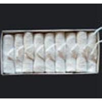 Buy cheap Hot and Cold 100% Cotton Disposable Towel for Airline from wholesalers
