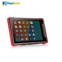 Buy cheap Portable Tablet RFID Reader Free SDK Customizable With 720P 8 Inch HD Screen from wholesalers