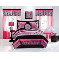 Buy cheap Cotton Colorful Linen Bed Sheets / Adult Patchwork Quilt Bedding Set from wholesalers
