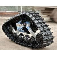 Buy cheap China wholesale merchandise snowmobile rubber track from wholesalers