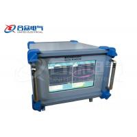 Buy cheap Digital Partial Discharge Test Equipment High Voltage PD Tester Power Transformer Use from wholesalers