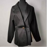 Buy cheap Satin Women's Casual Blazers Single - Breasted For Spring And Autumn product