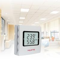 Buy cheap Industrial Voltage Data Logger / Temperature And Humidity Sensor With Display from wholesalers