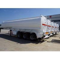 Buy cheap TITAN stainless steel fuel/oil tank semi trailer with 40,000 Liter capacity for sale from wholesalers