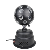 Buy cheap 360 Degree Rotation Home KTV 50W Disco Ball Laser Light from wholesalers