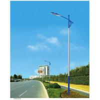 Buy cheap 50ft 55ft 60ft galvanized steel led road lamp pole, street lighting column specifications from wholesalers