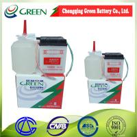 Buy cheap 6N4-2A-6 motorcycle battery DRY CHARGE lead acid battery 6V4AH from wholesalers