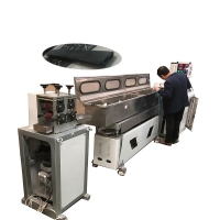 Buy cheap PVC & EPDM Gasket 35kw Plastic Profile Production Line from wholesalers