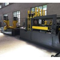 Buy cheap Stable Transformer Roll Forming Production Line , Sheet Metal Roll Forming Machines product