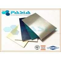 Buy cheap Fire Proof Carton Paper Honeycomb Panels , Honeycomb Paper Sheets High Strength from wholesalers