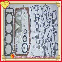 Buy cheap 22R/RE/REC ASBESTOS full set for TOYOTA engine gasket 04111-35020 04111-35044 50099200 from wholesalers