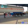 Buy cheap Round Shape Large Capacity Gas Tank Semi Trailer Anti - Corrosion Propane from wholesalers