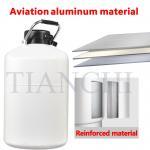 Buy cheap Tianchi liquid nitrogen tank maintenance companies Aluminum Alloy storage or transport from wholesalers