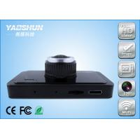Buy cheap Dual Lens Ambarella Car DVR Video Recorder Cycle Recording Camcorder from wholesalers