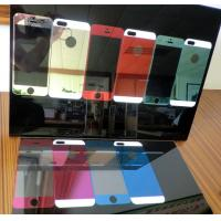 Buy cheap Toughened Plating Mobile Phone Screen Protector for Iphone 5/5s/5c(6 colors) from wholesalers
