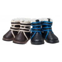 Buy cheap brand LBL squeaky fashion leather baby boots SQ-C10904BK from wholesalers