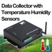 Buy cheap Data Collector with Temperature Humidity Sensors from wholesalers