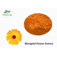 Buy cheap Food Additive Natural Pigment Powder Pure Marigold Flower Extract Lutein 5% from wholesalers