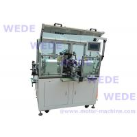 Buy cheap Riser slot commutator armature winding machine from wholesalers