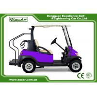 Buy cheap 45kmph Used Low Speed Electric Vehicles 2 Rear Seat With AC DC System from wholesalers