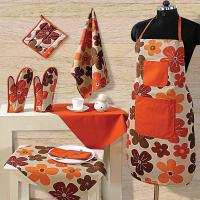 Buy cheap Ladies Apron, Adult Apron, Floral Apron, Kitchen Apron, Full Cooking Apron, Gift For Her, Gift For Women, Apron, Women's from wholesalers