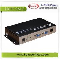Buy cheap China wholesale hd video audio VGA encoder Support HDCP protocol from wholesalers