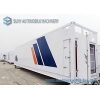 Buy cheap 64000 L Mobile Refuel Station Container , ISO 40HQ Oil Storage Tank Container from wholesalers